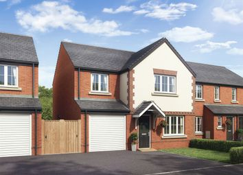 "4 bed detached house for sale in ""The Roseberry"" at Boughton Green Road, Northampton NN2"