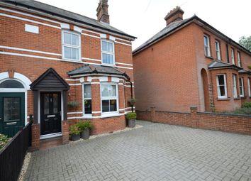 Thumbnail 3 bedroom semi-detached house for sale in Upper Hale Road, Farnham, Surrey