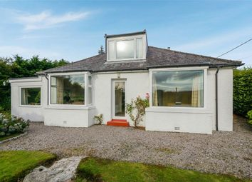 Thumbnail 3 bed detached bungalow for sale in Woodvale, Kippford, Dalbeattie, Dumfries And Galloway