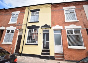 Thumbnail 4 bedroom terraced house for sale in Chatsworth Street, Highfields, Leicester