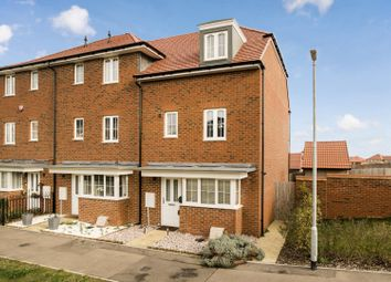 4 bed end terrace house for sale in Sunshine Corner Avenue, Aylesham, Canterbury CT3