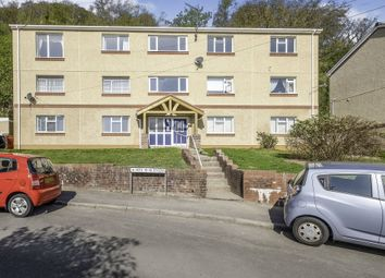 Thumbnail 2 bed flat for sale in March Hywel, Cilfrew, Neath