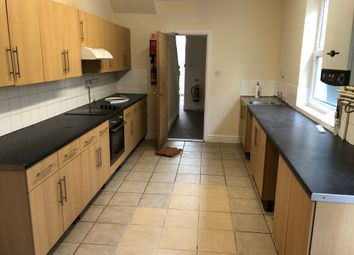 Thumbnail 6 bed shared accommodation to rent in Cromwell Street, Swansea
