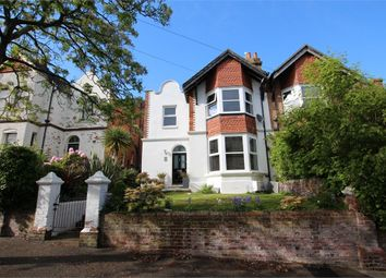 Thumbnail 4 bed semi-detached house for sale in Clinton Crescent, St Leonards-On-Sea, East Sussex