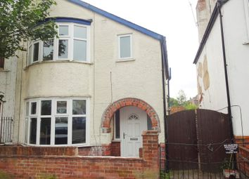 Thumbnail 3 bed semi-detached house for sale in Winchester Avenue, Off Narborough Road, Leicester