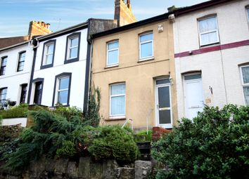 Thumbnail 3 bed terraced house for sale in Upton Hill, Torquay