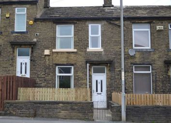 Thumbnail 2 bedroom terraced house for sale in Highgate Road, Queensbury, Bradford