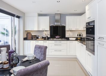 """Thumbnail 4 bed detached house for sale in """"Layton"""" at Locksbridge Road, Picket Piece, Andover"""