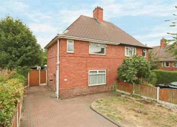 Thumbnail 3 bed semi-detached house for sale in Naseby Close, Heathfield, Nottingham
