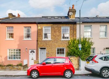 Thumbnail 3 bed terraced house to rent in Westfields Avenue, London