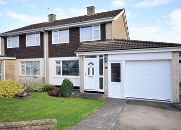 Thumbnail 3 bed semi-detached house for sale in Woodhayes Road, Frome