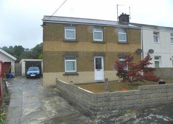 Thumbnail 3 bed semi-detached house for sale in Parc Y Mynach, Pontyberem, Llanelli