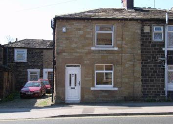 Thumbnail 1 bed terraced house to rent in Halifax Road, Staincliffe, Dewsbury