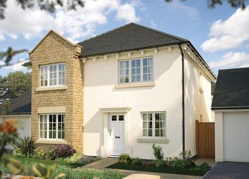 "Thumbnail 4 bedroom detached house for sale in ""The Canterbury"" at The Green, Chilpark, Fremington, Barnstaple"