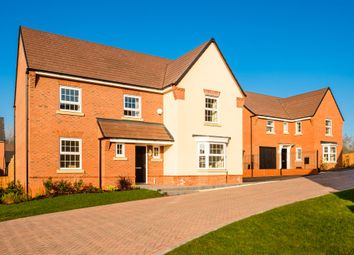 "Thumbnail 5 bed detached house for sale in ""Manning"" at Coppice Green Lane, Shifnal"