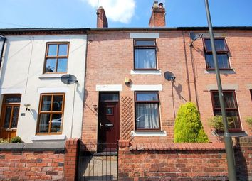 Thumbnail 3 bed terraced house for sale in Chapel Street, Kilburn, Belper
