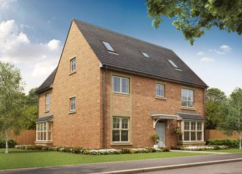 """Thumbnail 5 bedroom detached house for sale in """"Raby"""" at Whitworth Park Drive, Houghton Le Spring"""