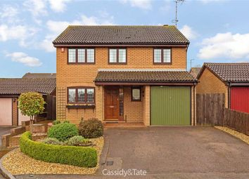 Thumbnail 4 bedroom detached house for sale in Mayfair Close, St Albans, Hertfordshire