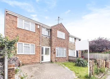 Thumbnail 4 bed semi-detached house to rent in Heatherden Close, Reading
