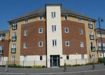 Thumbnail 2 bed flat to rent in Eagle Way, Hampton Vale, Peterborough