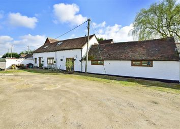Thumbnail 4 bed link-detached house for sale in Golden Cross, Hailsham, East Sussex