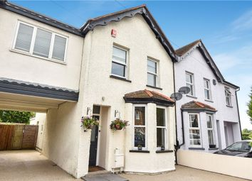 Thumbnail 3 bed terraced house for sale in Albany Road, Old Windsor, Windsor