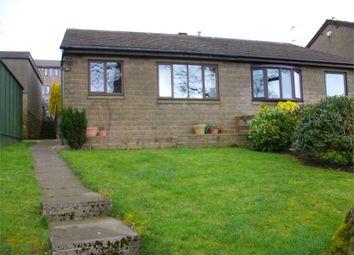 Thumbnail 2 bed semi-detached bungalow for sale in Longhouse Lane, Denholme, Bradford, West Yorkshire