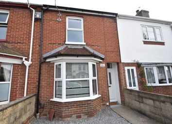 Thumbnail 3 bed terraced house for sale in Ludlow Road, Southampton
