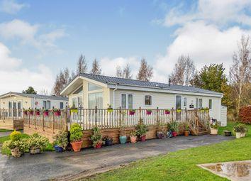 Thumbnail 3 bedroom mobile/park home for sale in Kirkgate, Tydd St. Giles, Wisbech