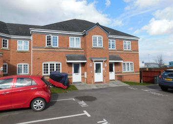 Thumbnail 2 bed flat for sale in Glover Road, Castle Donington, Derby