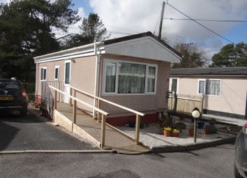 Thumbnail 1 bed mobile/park home for sale in Gwel Ryan, Luxulyan