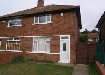 Thumbnail 2 bed semi-detached house to rent in Atholl Crescent, Doncaster