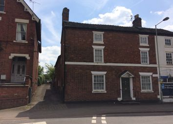 Thumbnail Land for sale in Stafford Street, Market Drayton