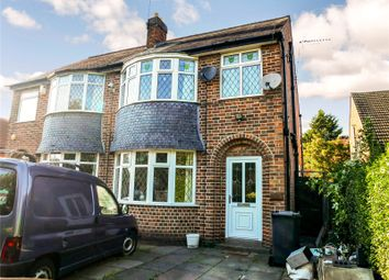 Thumbnail 3 bed end terrace house for sale in Barkbythorpe Road, Leicester