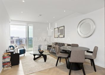 Thumbnail 1 bed flat to rent in Circus Road West, Battersea Power Station, Battersea, London