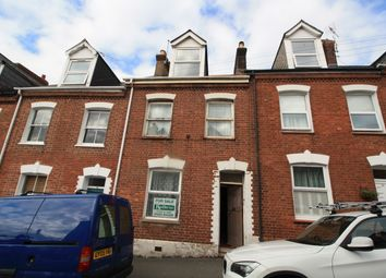 Thumbnail 4 bed terraced house for sale in Portland Street, Exeter
