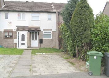 Thumbnail 2 bedroom terraced house to rent in Lauriston Close, Caerau, Cardiff