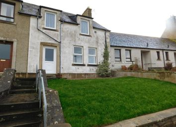 Thumbnail 2 bed terraced house for sale in Queens Terrace, Thurso