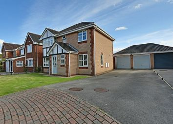 Thumbnail 4 bed detached house for sale in Cavendish Park, Brough