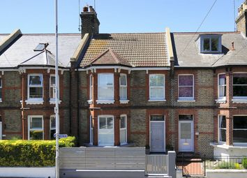 Thumbnail 4 bed terraced house for sale in Grange Road, Ramsgate