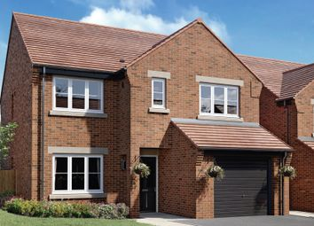 Thumbnail 4 bedroom detached house for sale in Williamthorpe Road, Holmewood, Chesterfield