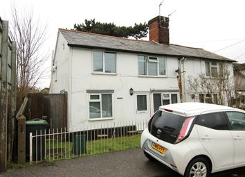 Thumbnail 2 bed semi-detached house for sale in Brewers End, Takeley, Bishop's Stortford