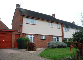 Thumbnail 4 bed semi-detached house to rent in Atherston Place, Canley, Coventry