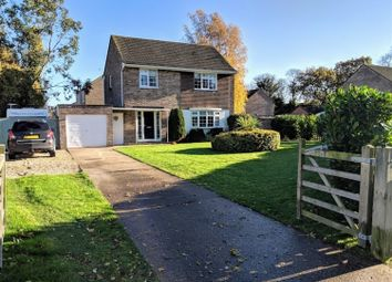 Thumbnail 3 bed detached house for sale in Provost Road, Manby, Louth