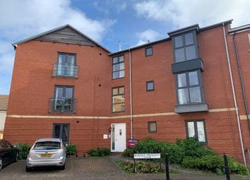 Thumbnail 2 bed flat for sale in Seacole Crescent, Swindon