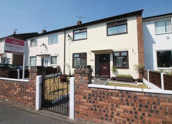 3 bed terraced house for sale in Wood Lane, Partington, Manchester M31