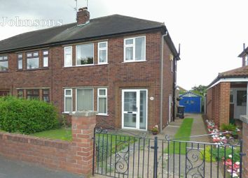 Thumbnail 3 bed semi-detached house for sale in Branstone Road, Sprotbrough, Doncaster.