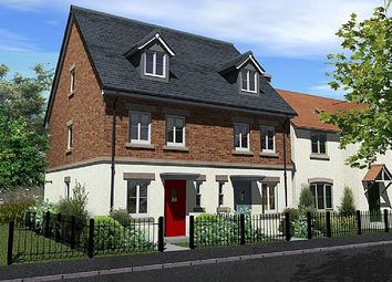 Thumbnail 3 bed semi-detached house for sale in Irvine Gardens, St Martins, Shropshire