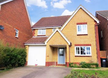 Thumbnail 4 bed detached house for sale in Middleton Way, Leighton Buzzard