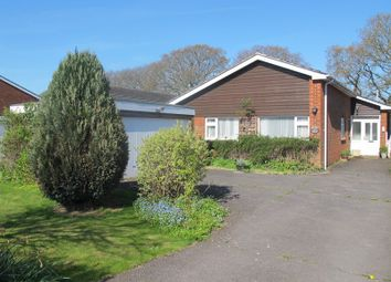 Thumbnail 3 bed detached bungalow for sale in Osborne View Road, Hill Head, Fareham